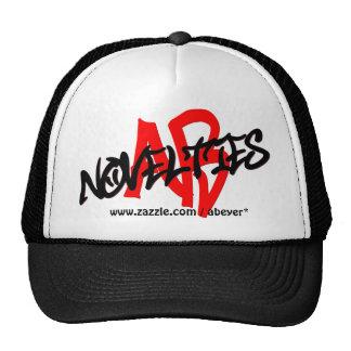 AB Novelties Logo Hat