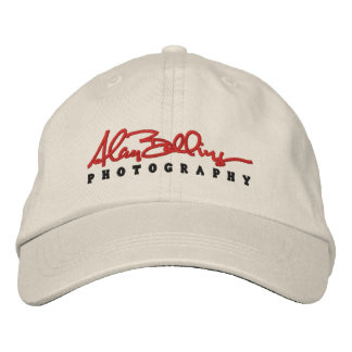 AB Photography Embroidered Hat