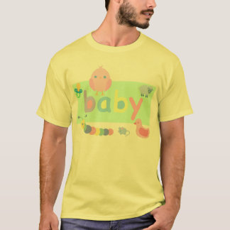 AB Tee/ Adult Baby Tee