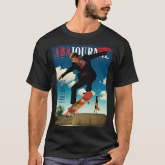 ABA Journal Legal Rebels Skater Cover T-Shirt