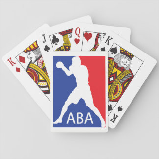 ABA Playing Cards