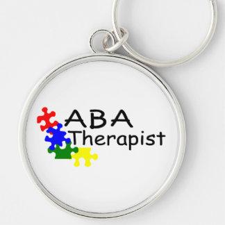 ABA Therapist (4 PP) Keychain