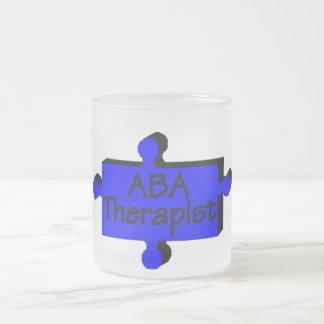 ABA Therapist (Blue) Mug