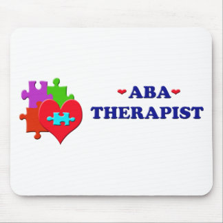 ABA Therapist Mouse Pad