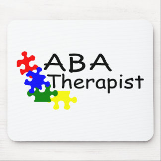ABA Therapist (PP) Mouse Pad