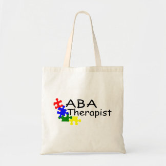 ABA Therapist (PP) Tote Bag