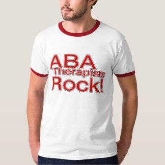 ABA Therapist Rock! T-Shirt