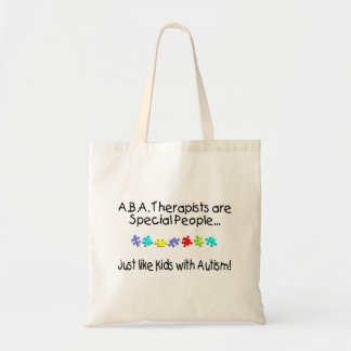 ABA Therapists Are Special People... Canvas Bag