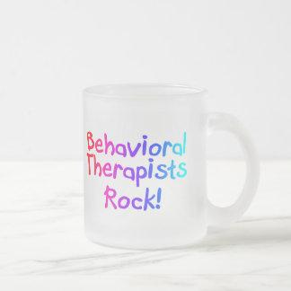 ABA Therapists Rock (Bright) Mugs