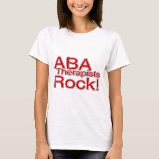 ABA Therapists Rock T-Shirt