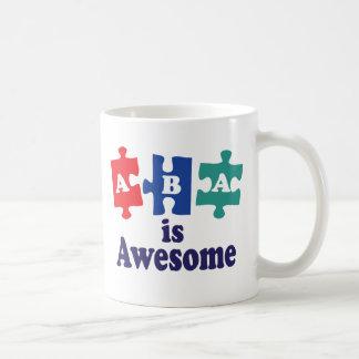 ABA Therapy is Awesome Coffee Mug