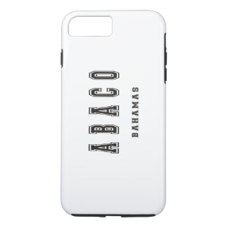 Abaco Bahamas iPhone 7 Plus Case