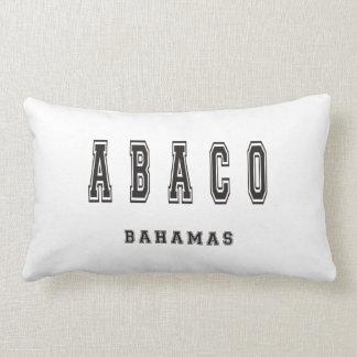 Abaco Bahamas Lumbar Pillow