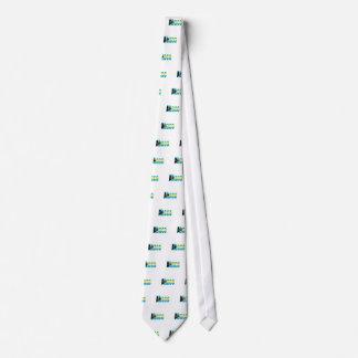 Abaco Bahamas Neck Tie