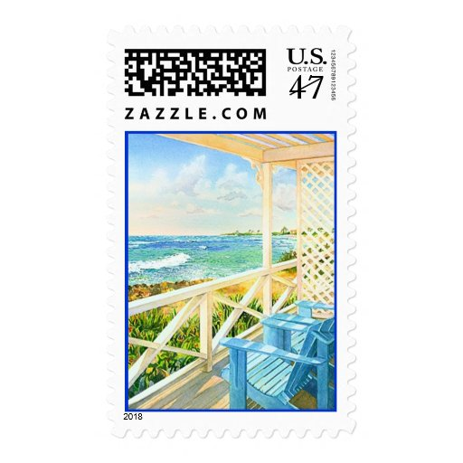 Abaco InnCounter Postage Stamp