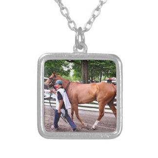 Abaco - Phipps Stables Square Pendant Necklace