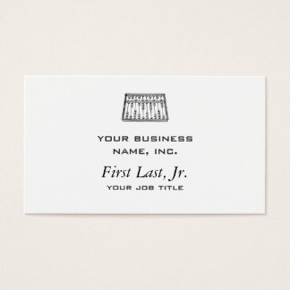 Abacus Business Card