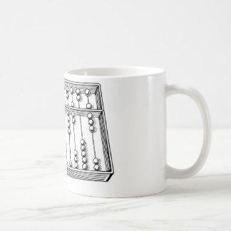 Abacus Coffee Mug
