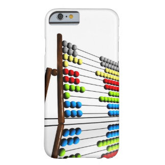 Abacus, computer artwork. barely there iPhone 6 case