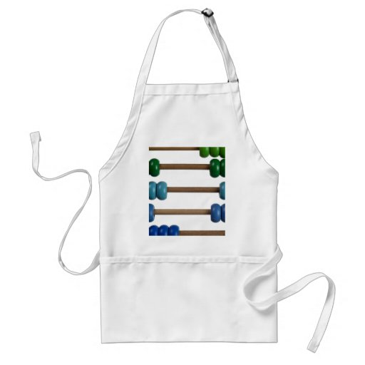 Abacus for kids aprons