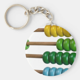 Abacus for kids keychain