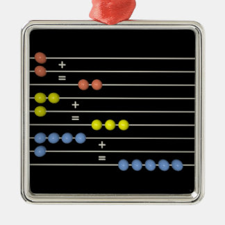 abacus christmas tree ornament