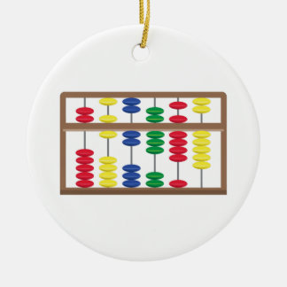 Abacus Ornament