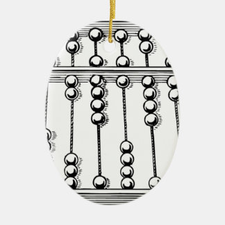Abacus Christmas Tree Ornaments