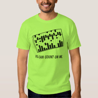 Abacus T Shirt