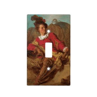 Abad vestido como español por Fragonard