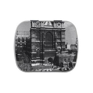 Abadía BRITÁNICA 1970 de Inglaterra Londres Latas De Dulces