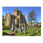 Abadía de Dunferline Postal