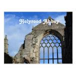 Abadía de Holyrood Postales