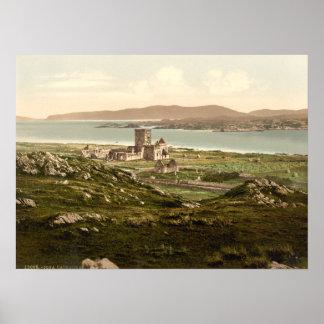Abadía de Iona, Argyll y Bute, Escocia Impresiones