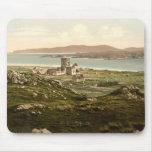 Abadía de Iona, Argyll y Bute, Escocia Alfombrillas De Ratones