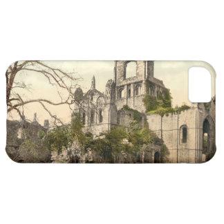 Abadía de Kirkstall, Leeds, Yorkshire, Inglaterra Funda Para iPhone 5C