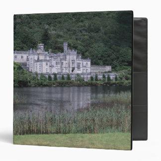 """Abadía de Kylemore, Connemara, condado Galway, Carpeta 1 1/2"""""""