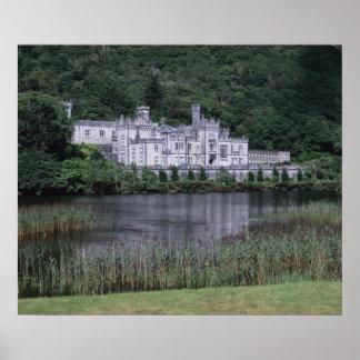 Abadía de Kylemore, Connemara, condado Galway, Póster