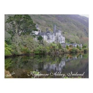 Abadía de Kylemore, Irlanda Postales