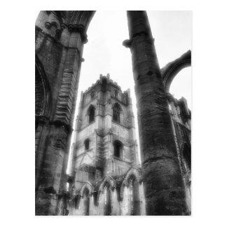 Abadía de la fuente postal
