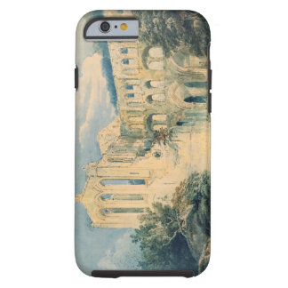 Abadía de Rievaulx, Yorkshire, 1798 (w/c) Funda De iPhone 6 Tough
