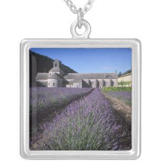 Abadía de Senanque, Gordes, Vaucluse, Provence, Colgante Cuadrado