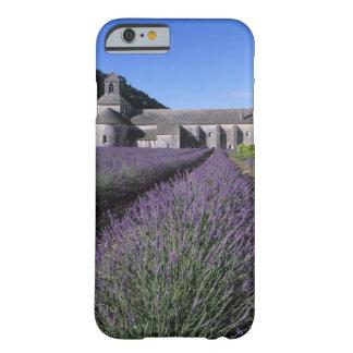 Abadía de Senanque, Gordes, Vaucluse, Provence, Funda Para iPhone 6 Barely There