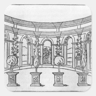 Abadía de Theleme Colcomanias Cuadradases