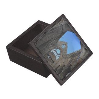 Abadía de Tintern, monasterio cisterciense, País Cajas De Recuerdo De Calidad