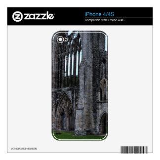 Abadía de Tintern, monasterio cisterciense, País Calcomanía Para iPhone 4