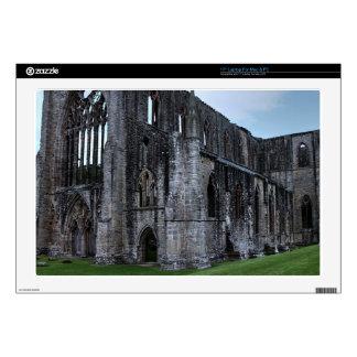 Abadía de Tintern, monasterio cisterciense, País Calcomanías Para 43,2cm Portátiles
