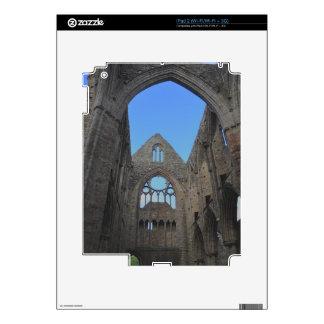 Abadía de Tintern, monasterio cisterciense, País Calcomanías Para iPad 2