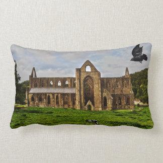 Abadía de Tintern, monasterio cisterciense, País Cojín Lumbar