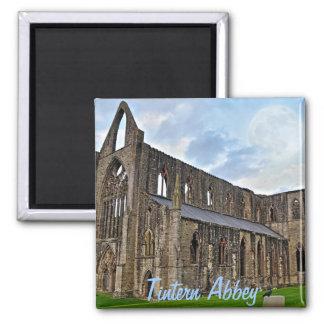 Abadía de Tintern, monasterio cisterciense, País Imán Cuadrado